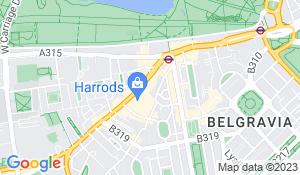 Knightsbridge London Map.Knightsbridge Map